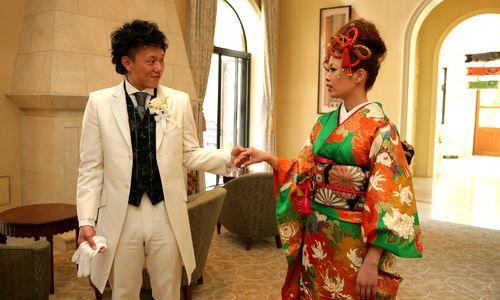 今まで参列したことない結婚式!そして自分たちらしく