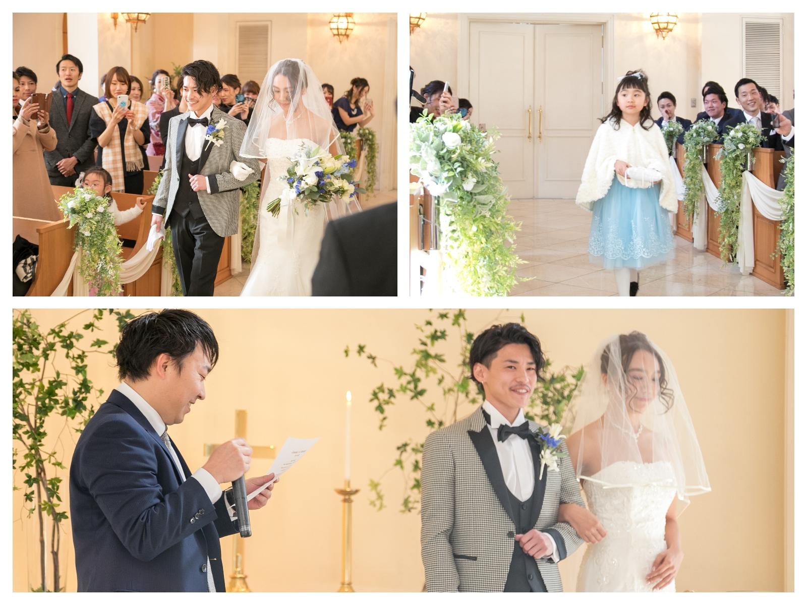 感謝&笑顔!仲間に囲まれたwedding