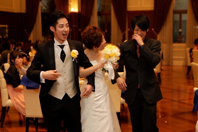 音楽・映画・お酒がテーマ♪のNight Wedding★